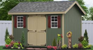 amish built a frame sheds for sale in 100 u0027s of color choices