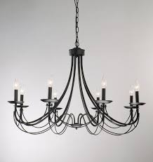 Iron Chandelier With Crystals Dining Room Black Chandeliers 500 Crystal Wrought Iron Mini Small