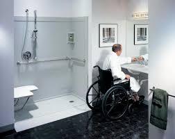 Shower Comfort 25 Best Ada Accessible House Design Images On Pinterest Ada
