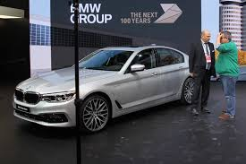 the man behind the 2017 bmw 5 series picks his five favorite