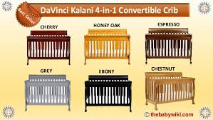 Davinci Kalani 4 In 1 Convertible Crib Reviews Davinci Kalani 4 In 1 Convertible Crib Review