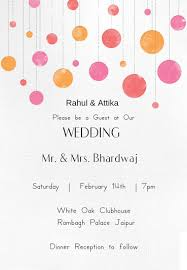 indian wedding card templates wedding wording sles and ideas for indian wedding invitations 2016