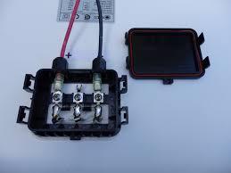 solar install grey wolf 19rr toy hauler rvb precision
