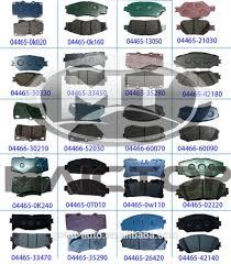 lexus rx300 brake pads brake pads for toyota avalon brake pads for toyota avalon