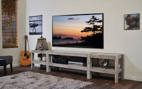 furniture tv stand white with wood top tv stand on kijiji