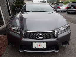 lexus gs 350 alternator pre owned 2015 lexus gs 350 f sport awd nav 4dr car in manheim