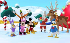Seeking Santa Claus Episode Mickey Mouse Clubhouse Season 1 Episode 19 Sidereel