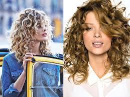 cheveux bouclã s coupe coupe de cheveux sublimez vos boucles femme actuelle