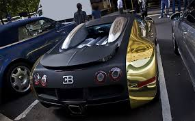 bugatti gold and super exotic and concept cars bugatti veyron