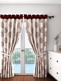 Myntra Home Decor by Curtains U0026 Sheers Buy Long Curtain U0026 Sheer Online Myntra