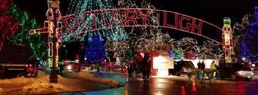 rotary lights la crosse carriage rides rotary lights lacrosse wi madison wi nov 24