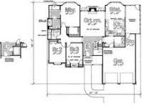 extraordinary inspiration modern tropical house floor plans 4 plan