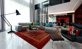 modern bungalow interior