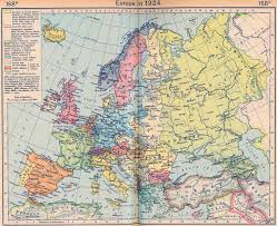 Map Of Europe 1939 by Maps