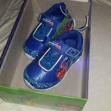 pj masks light up shoes pj masks shoes light up poshmark