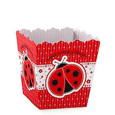 ladybug baby shower favors modern ladybug baby shower theme bigdotofhappiness