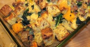 kale and butternut squash greatist