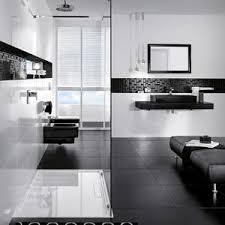 badezimmer weiß moderne badezimmer schwarz weiss ziakia