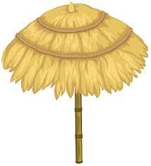 Clip Umbrella Tiki Umbrella Clip Art U2013 Clipart Free Download