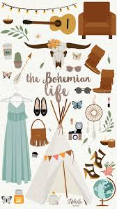 the bohemian life download more fashionista iphone wallpapers