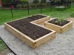 build above ground garden bed best of raised garden beds for