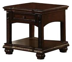 solid cherry wood end tables cherry wood end tables natural edge solid wood rustic end table