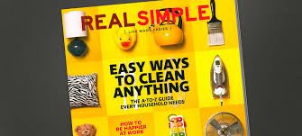 Real Simple Magazine by What To Discover