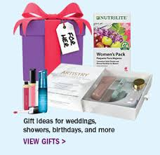 gifts amway