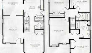 3 bedroom 2 story house plans house plans 4 bedroom farmhouse 4 bedroom 1 1 2 story house plans