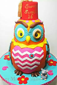 93 best owl cakes images on pinterest owl cakes biscuits and