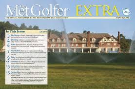 met golfer extra story archives metropolitan golf association