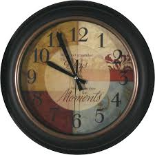 Compare Prices On Wall Watch For Kitchen Home Decor Online by Shop Clocks At Lowes Com
