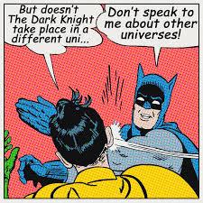 Meme Batman Robin - batman slaps robin meme dark knight imgur