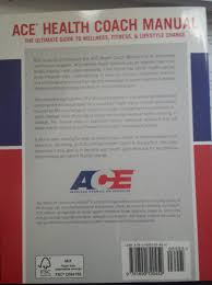 ace health coach manual american council of exercise contributor