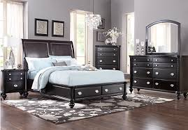 shop for a remington place 5 pc queen bedroom at rooms to go find