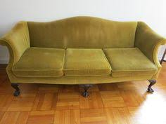 vintage camel back sofa vintage navy leather camelback sofa i would put this in my office