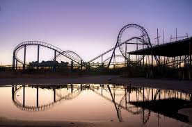 Six Flags Locations California Abandoned Amusement Parks From Seph Lawless Photos Abc News