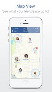 Map My Friends Buy Radar For Facebook Find My Friends Type App For Ios