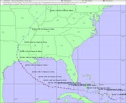 Lake Charles Louisiana Map by Tropical Weather