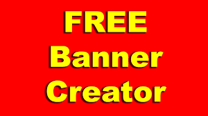 banner design generator how to create a free ad banner banner generator youtube