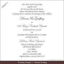 Wording For Catholic Wedding Invitations 23 Best Wedding Invitation Wording Images On Pinterest