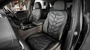 bentley bentayga interior black kahn automobiles goes black on bentley bentayga for lemans edition