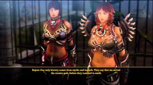 dungeon siege 3 katarina walkthrough part 39 rajani and saraya