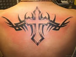 crosses tattoos designs 44 perfect cross tattoos on back