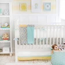 Teal Crib Bedding Sets Best Aqua Crib Sets Products On Wanelo