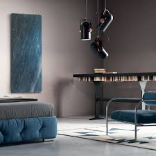 Design Heizkoerper Wohnzimmer Warmwasser Infarot Natursteinheizkörper Jonny Modell