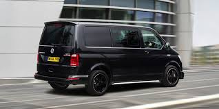 black volkswagen bus 2016 volkswagen transporter sportline too cool to ignore photos