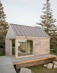 a tiny cabin compound in an old quarry go logic small house bliss