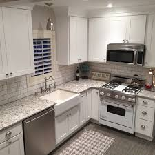 Counter Kitchen Design by Decorating Tile Backsplash Also Cambria Torquay Counter Top For