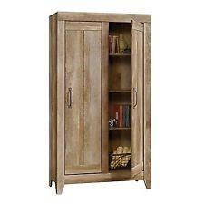 Door Storage Cabinet Oak Storage Cabinets Ebay